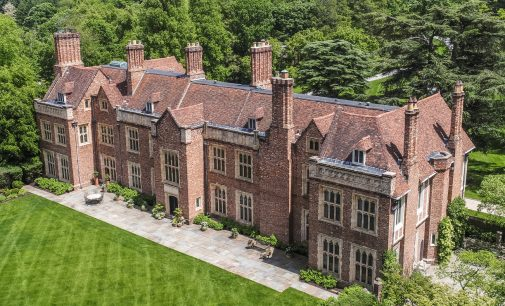 Inside a $9.3M Tudor Manor on 18 Acres in Wyndmoor, PA (PHOTOS & VIDEO)