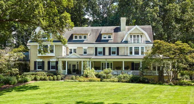 Historic c.1902 Mansion in Devon, PA Reduced to $2.8M (PHOTOS)