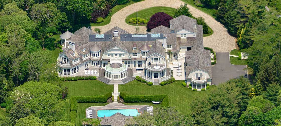 22,000 Sq. Ft. Dream Home by Bruce Nagel in Quiogue, NY for $16.5M (PHOTOS)