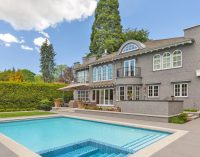 c.1925 First Shaughnessy Mansion Expanded & Remodelled by Formwerks Lists for $23.8M CAD (PHOTOS)