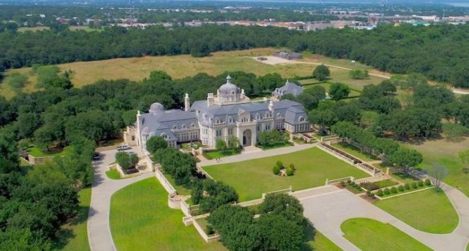 48,000 Sq. Ft. Champ d'Or Mansion Renamed to Olana, Opens As Wedding & Event Venue (PHOTOS & VIDEO)