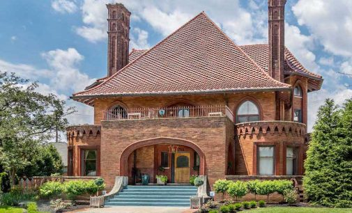 Historic c.1895 Sells Mansion Lists in Columbus, OH for $2.2M (PHOTOS)