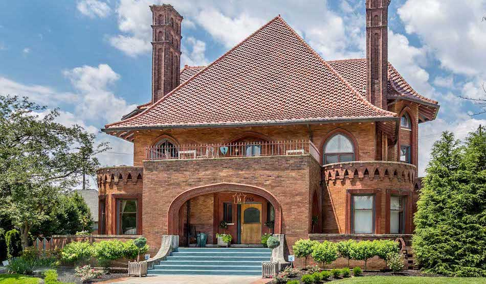 Historic c.1895 Sells Mansion in Columbus, OH Reduced to $1.5M (PHOTOS)