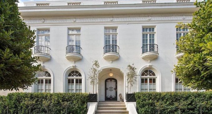 c.1925 Presidio Heights Residence Renovated by Stephen Sutro Sells for $7.2M (PHOTOS)