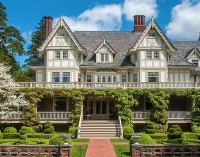 c.1891 Fairholme Manor in Belle Haven, CT Reduced To $14.5M, Prev. $22M (PHOTOS)
