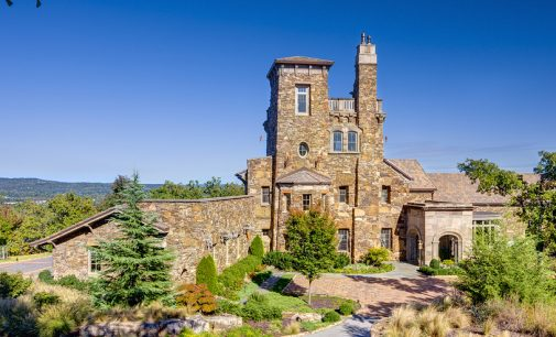 Arkansas's Dromborg Castle Pulled From Auction Drops to $4.9M, Prev. $15M (PHOTOS & VIDEO)