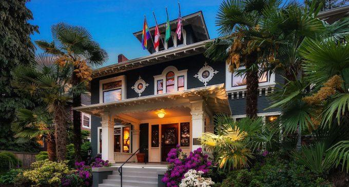 Landmark c.1910 Gaslight Inn Lists in Seattle, WA for $3.5M (PHOTOS)