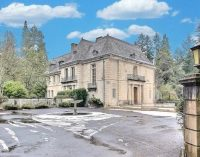 Historic c.1931 Château Designed by Lewis P. Hobart in Shoreline, WA Reduced to $3.9M (PHOTOS)