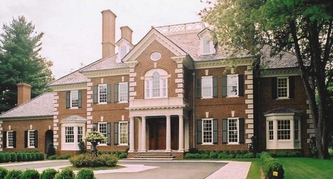 Brick Georgian Manor on 4.43 Acres in Greenwich Reduced to $5.8M (PHOTOS)