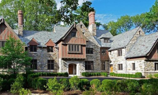 Inside a Mid-Country English Tudor Revival Manor Designed by Douglas VanderHorn Architects (PHOTOS)