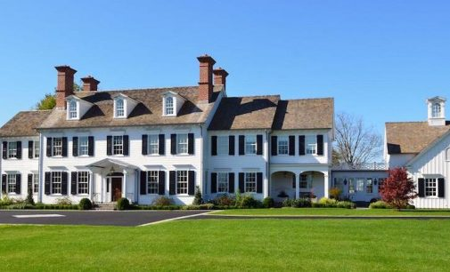 Traditional Backcountry Colonial Revival by Douglas VanderHorn Architects (PHOTOS)
