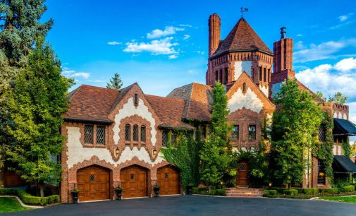 c.1933 Denver Masterpiece by Temple Hoyne Buell Lists for $7.9M (PHOTOS)