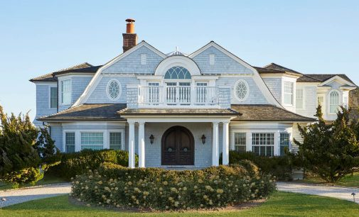 Oceanfront Shingle-Style Residence in Quogue, NY Reduced to $17.95M, Prev. $20.9M (PHOTOS)