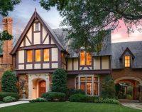 Exceptional Tudor Revival in University Park, TX by Architect Larry E. Boerder for $3.1M (PHOTOS)
