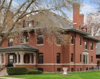 Saint Paul, MN's c.1901 Clarence Johnston Mansion for $2.1M (PHOTOS)