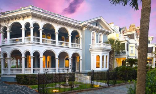 Historic c.1853 Italianate Dream Home Reduced to $5.3M in Charleston, SC (PHOTOS)