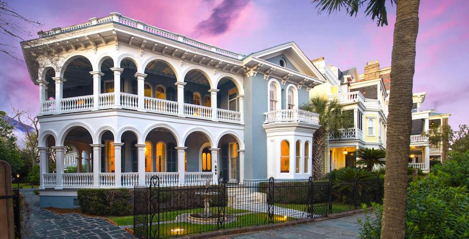 Historic c.1853 Italianate Dream Home Reduced to $5.3M in Charleston, SC (PHOTOS)