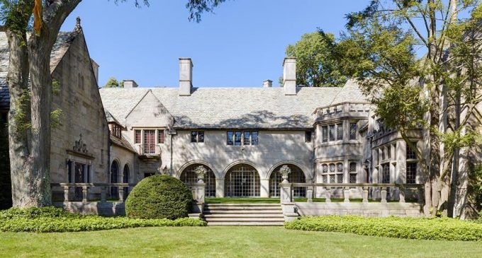 Historic c.1927 Rynwood Estate on 51 Acres in Old Brookville, NY Lists for $23M (PHOTOS)
