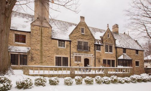 Empty c.1930s Jacobean Revival Manor Reduced to $1.47M in Shaker Heights, OH (PHOTOS)