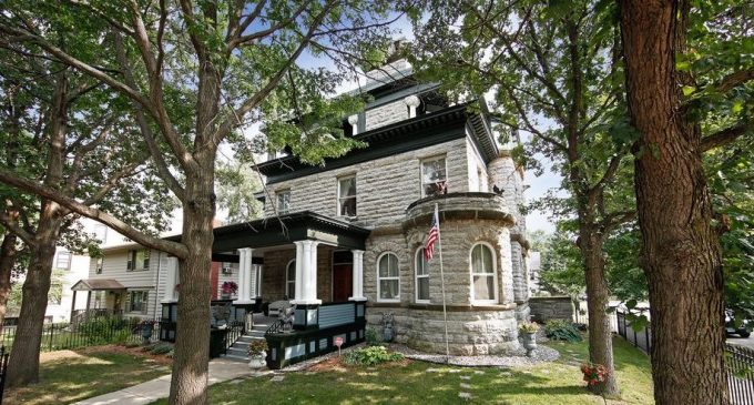 c.1888 Alvin W. Krech House that Sold for $10 in 1996 Lists for $750K (PHOTOS)