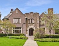 c.1928 Lakefront Tudor Revival on Lake Michigan Reduced to $2.2M (PHOTOS)
