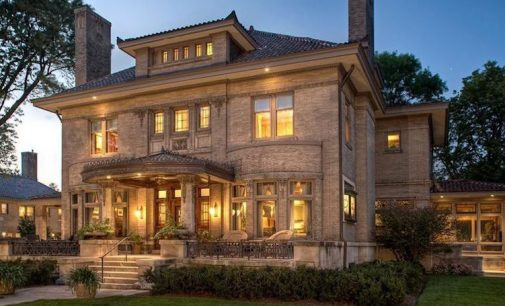 c.1906 Lowry Hill Landmark Home Reduced to $1.96M, Prev. $6.5M (PHOTOS)