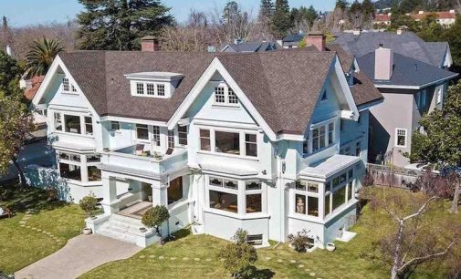 c.1907 Berkeley Residence Sells for $3.9M (PHOTOS)