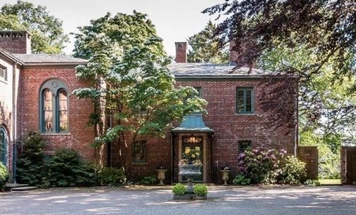 c.1931 Copper Beech Estate Lists in Beverly, MA for $3.9M (PHOTOS & VIDEO)