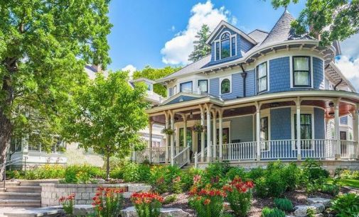 Modernized c.1902 Queen Anne Victorian Lists in Minneapolis for $2.5M (PHOTOS)
