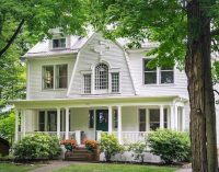 Charming c.1893 Dutch Colonial Dream Home for $575K in Granville, OH (PHOTOS)