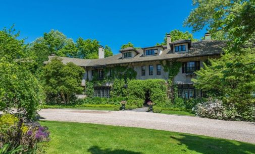 Frog Songs, Historic c.1908 Residence on Oyster Bay's Centre Island Reduced to $6.9M, Prev. $12.5M (PHOTOS & VIDEO)