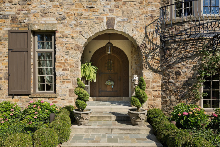 Rustic 14,000 Sq. Ft. Stone Manor By Paskevich