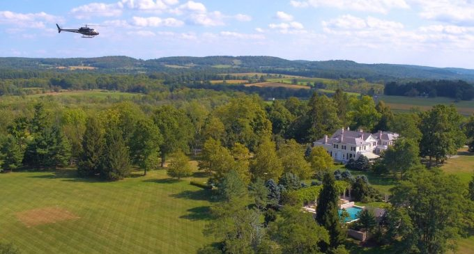 Historic c.1850 Lightning Tree Farm in Millbrook, NY Reduced to $9.95M, Prev. $28.5M (PHOTOS & VIDEO)