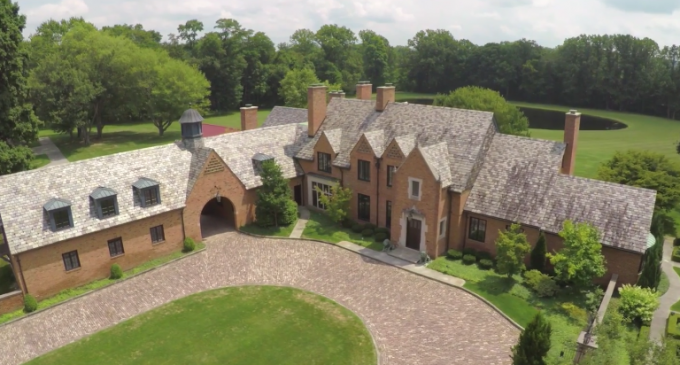 c.1930 Cobblestone Estate on 42 Acres in Waite Hill, OH for $3M (PHOTOS & VIDEO)