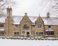 Empty c.1930s Jacobean Revival Manor Reduced to $1.57M in Shaker Heights, OH (PHOTOS)