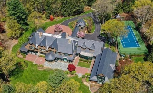 Magnificent 14,000 Sq. Ft. Shingle-Style Sanctuary in Milton, MA for $9.5M (PHOTOS