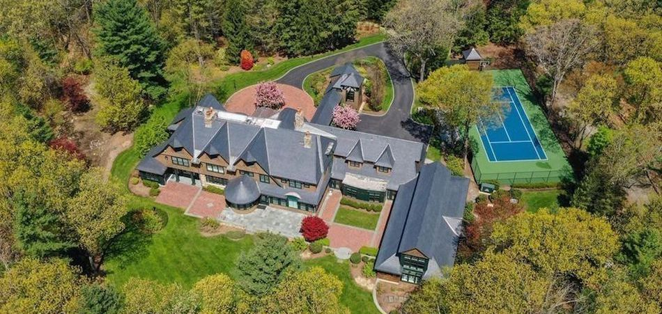 Magnificent 14,000 Sq. Ft. Shingle-Style Sanctuary in Milton, MA for $9.5M (PHOTOS)