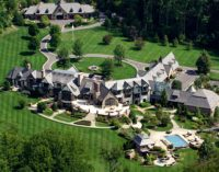 Scott Wolstein's 150 Acre Chagrin River Valley Estate by Paskevich & Associates Architects (PHOTOS)