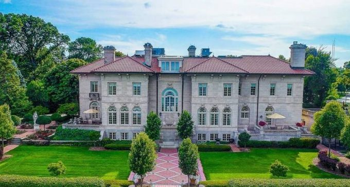Historic c.1917 Herman and Claudia Uihlein Residence Overlooking Whitefish Bay for $10M (PHOTOS)