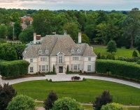 c.1927 Harvey S. Firestone Jr. Mansion in Akron, OH Reduced to $6.95M (PHOTOS)