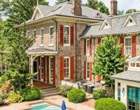 9,500 Sq. Ft. Italianate Home on 6.1 Acres in Ambler, PA Reduced to $2.6M (PHOTOS)