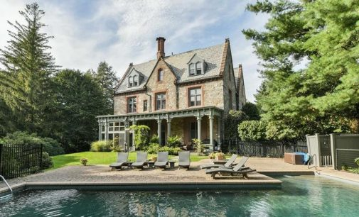 Stone Gothic Revival on 5 Acres in Boston, MA Reduced to $3.95M (PHOTOS & VIDEO)