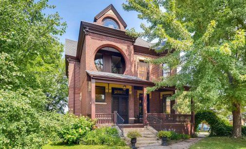 Restored c.1885 Samuel Dearing House in Saint Paul, MN for $850K (PHOTOS)