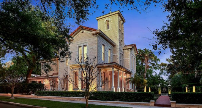 Tampa's Historic c.1882 Morrison House for $3.9M (PHOTOS)