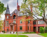 c.1884 Driscoll-Weyerhaeuser Richardsonian Romanesque House in Saint Paul, MN for $1.7M (PHOTOS)