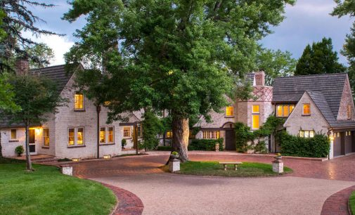 c.1923 William R. Owen Estate in Cherry Hills Village, CO Lists for $10.5M (PHOTOS)