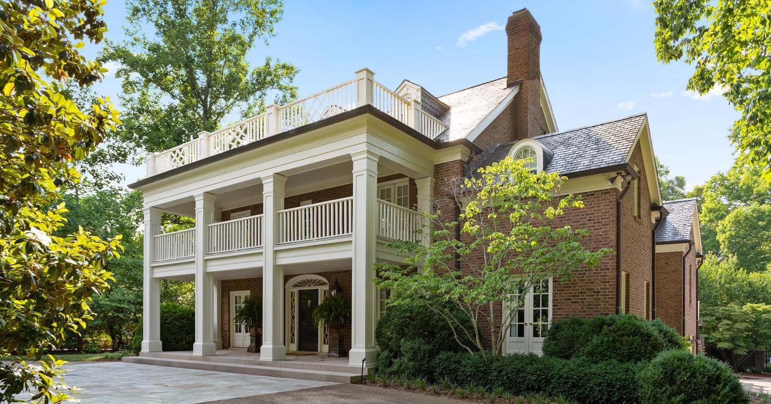 Country Songwriter Dallas Davidson Lists Renovated Nashville Home for $4.7M (PHOTOS)