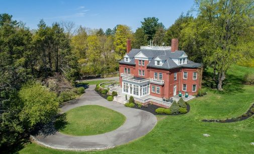 c.1889 Hughes House by Architect William Ralph Emerson Reduced to $2.95M in Milton, MA (PHOTOS & VIDEO)