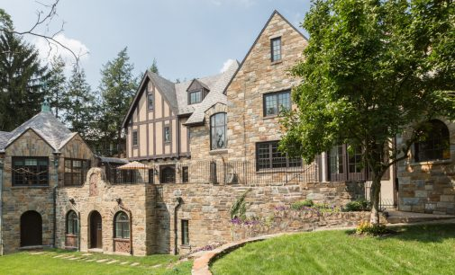 Remodelled c.1929 Stone Tudor Revival in Washington, DC for $5.9M (PHOTOS)