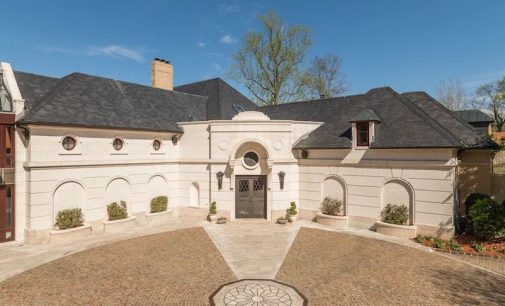 AOL Co-Founder's 50,000 Sq. Ft. Virginia Estate Includes Frank Lloyd Wright's 'Marden House' for $62.9M (PHOTOS & VIDEO)